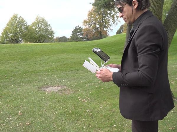 David | Drone Operator