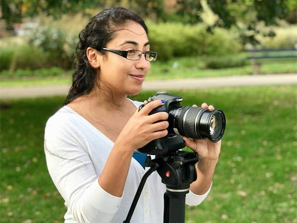 Sandra | Videographer